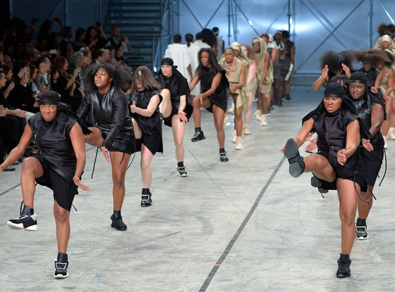 Rick Owens, Paris Fashion Week