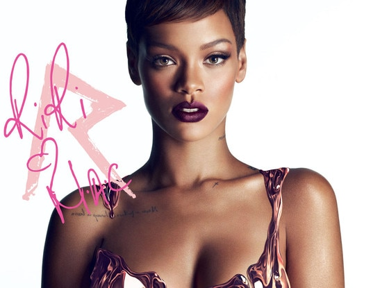Rihanna, MAC Makeup