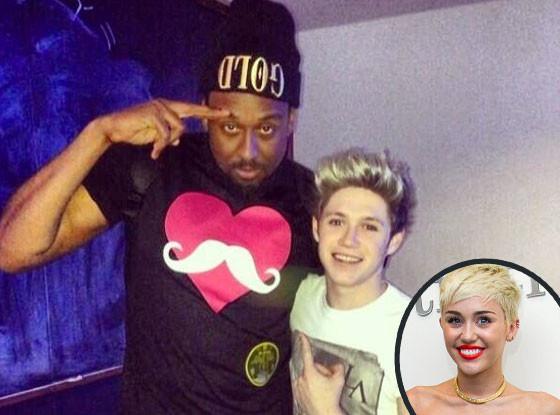 Miley Cyrus, Niall Horan