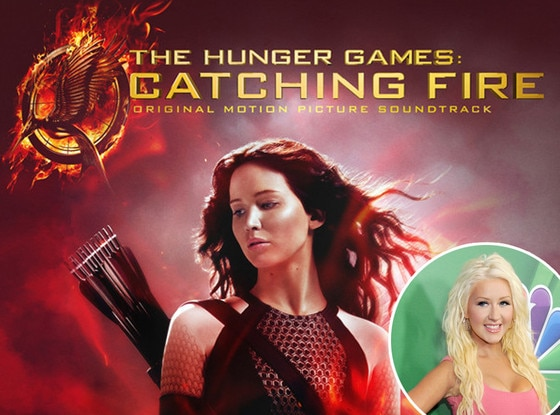 Catching Fire Soundstrack, Christina Aguilera