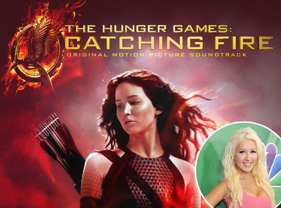Catching Fire Soundstrack, Christina Aguilera