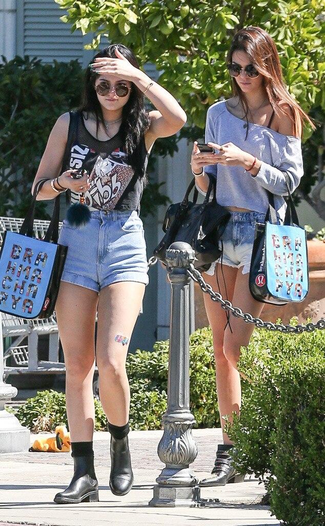 Kendall Jenner, Kylie Jennner