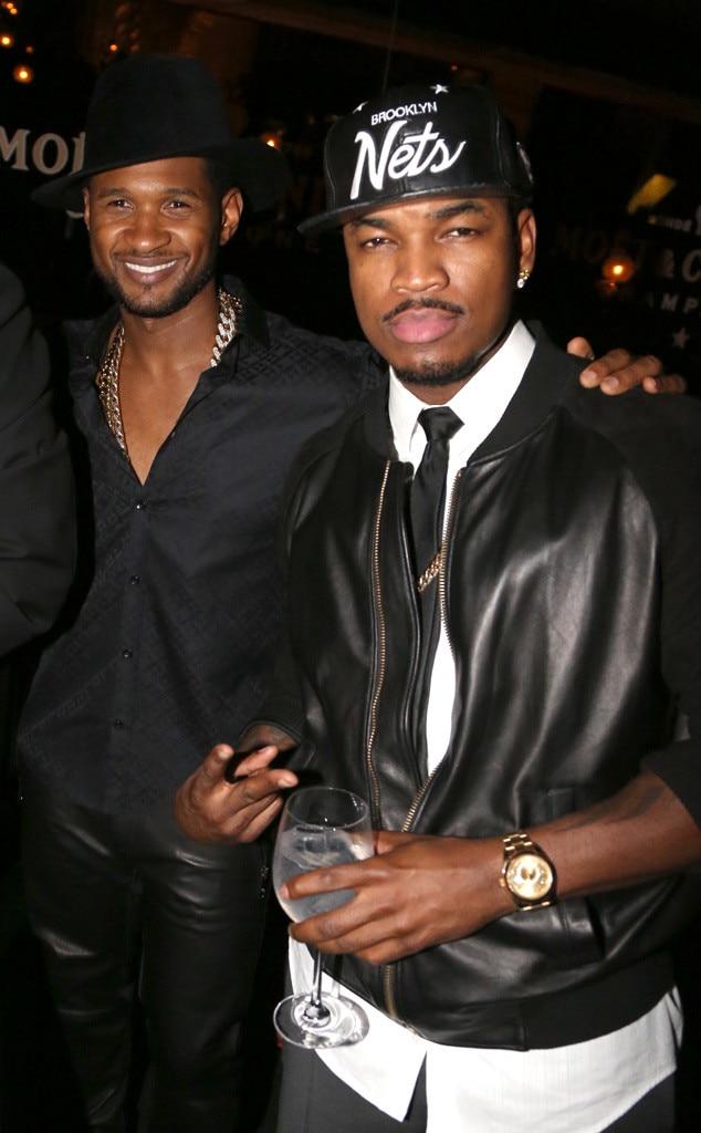 Neyo, Usher