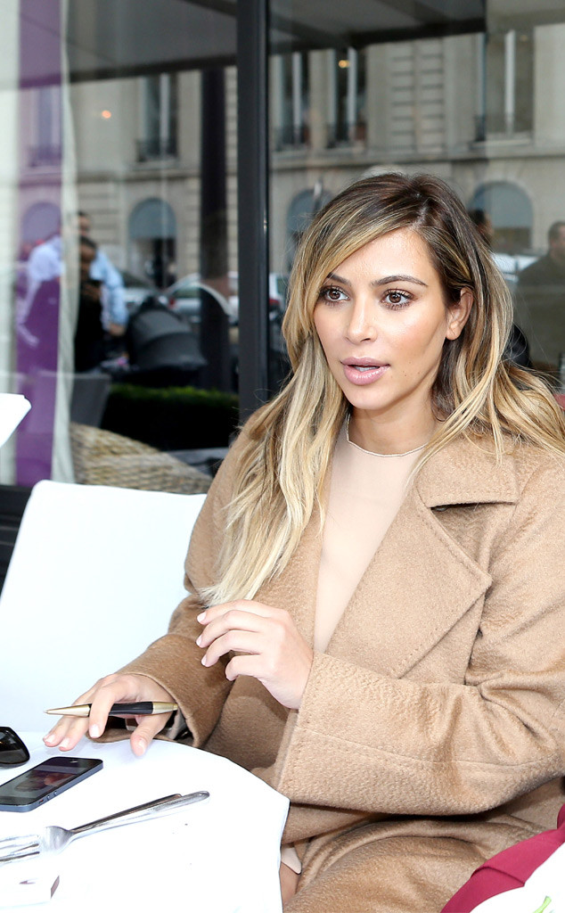 Kim Kardashian's Screensaver Is Baby North West—See the ...