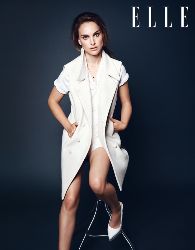 Natalie Portman, Elle UK