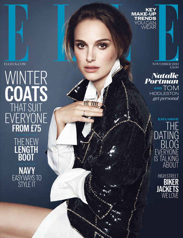 NATALIE PORTMAN in Elle Magazine, February/March 2015
