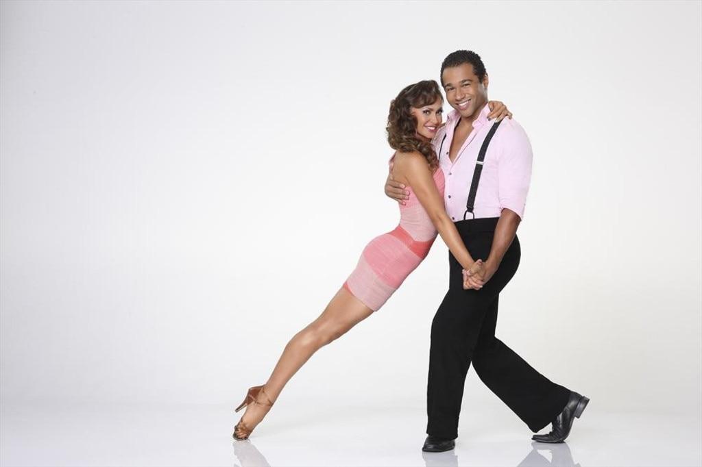 Dancing With The Stars, DWTS, Season 17, KARINA SMIRNOFF & CORBIN BLEU