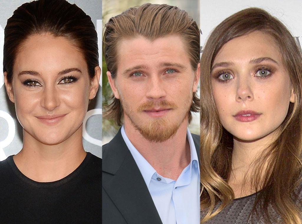 Shailene Woodley, Garrett Hedlund, Elizabeth Olsen