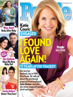 Katie Couric, People