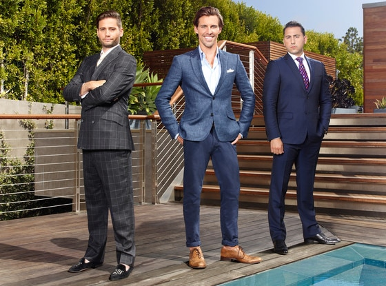 Million Dollar Lister Los Angeles, Josh Flagg, Madison Hildebrand, Josh Altman