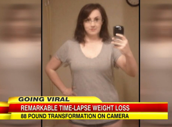 Dramatic Weight-Loss Transformation Goes Viral Video - ABC