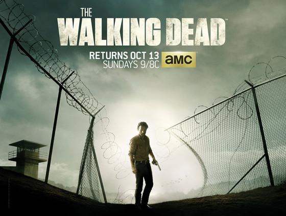 Walking Dead, Season 4 Key Art