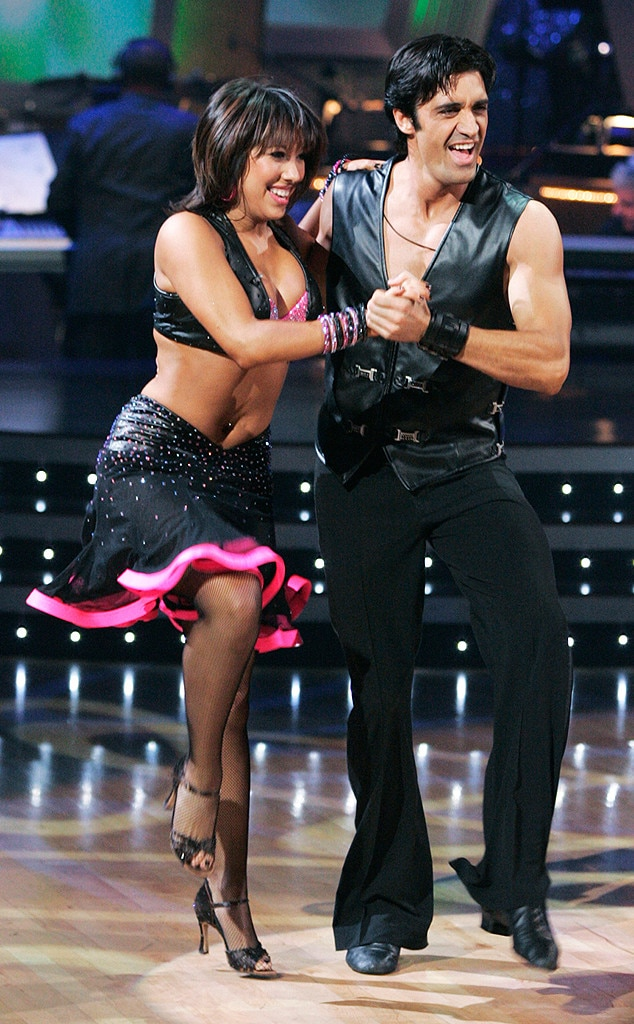Gilles Marini, Cheryl Burke, Dancing with the Stars