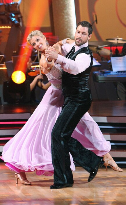Erin Andrews, Maksim Chmerkovskiy, Dancing with the Stars