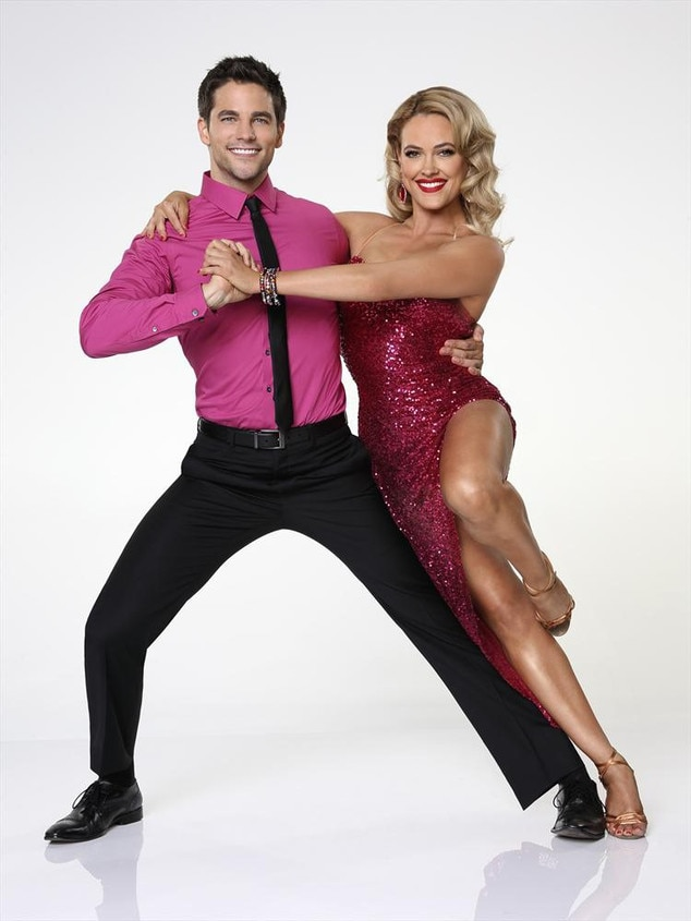 Dancing With The Stars, DWTS, Season 17, BRANT DAUGHERTY & PETA MURGATROYD