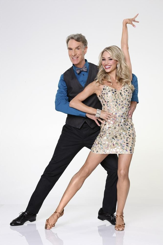 Dancing With The Stars, DWTS, Season 17, BILL NYE & TYNE STECKLEIN