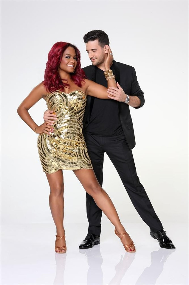 Dancing With The Stars, DWTS, Season 17, CHRISTINA MILIAN & MARK BALLAS