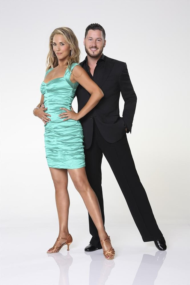 Dancing With The Stars, DWTS, Season 17, ELIZABETH BERKLEY LAUREN & VAL CHMERKOVSKIY