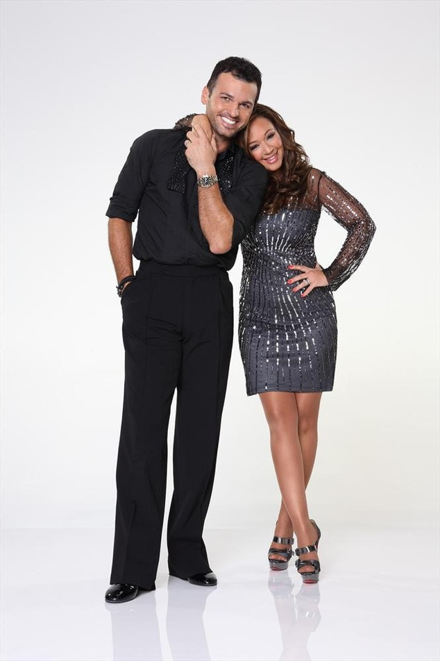 Dancing With The Stars, DWTS, Season 17, TONY DOVOLANI & LEAH REMINI