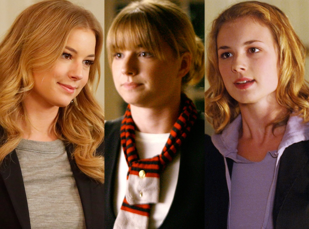Emily VanCamp, Revenge, Brothers and Sisters, Everwood, Multiple Hit Shows