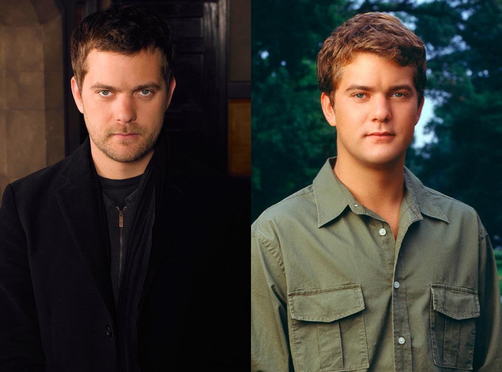 Joshua Jackson, Fringe, Dawson's Creek, Multiple Hit Shows