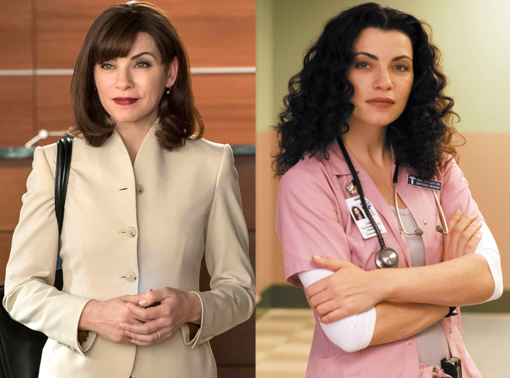 Julianna Margulies, Multiple Hit Shows