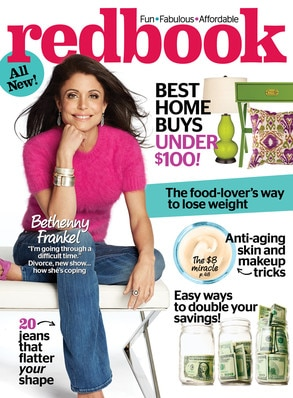 Bethenny Frankel, Redbook