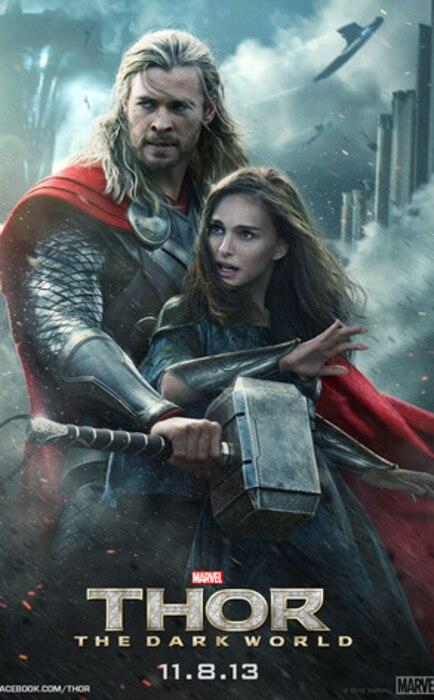 Thor Dark World Poster