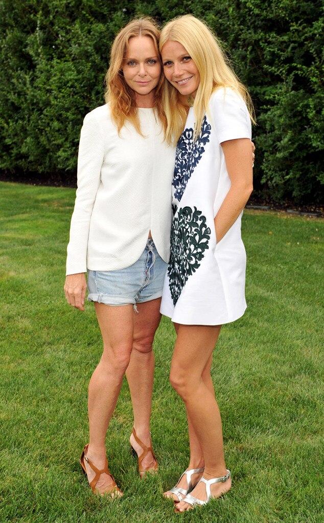 Stella McCartney, Gwyneth Paltrow