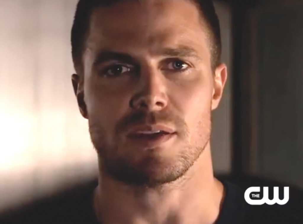 Stephen Amell, Arrow
