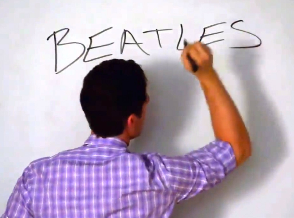 Glee, Beatles