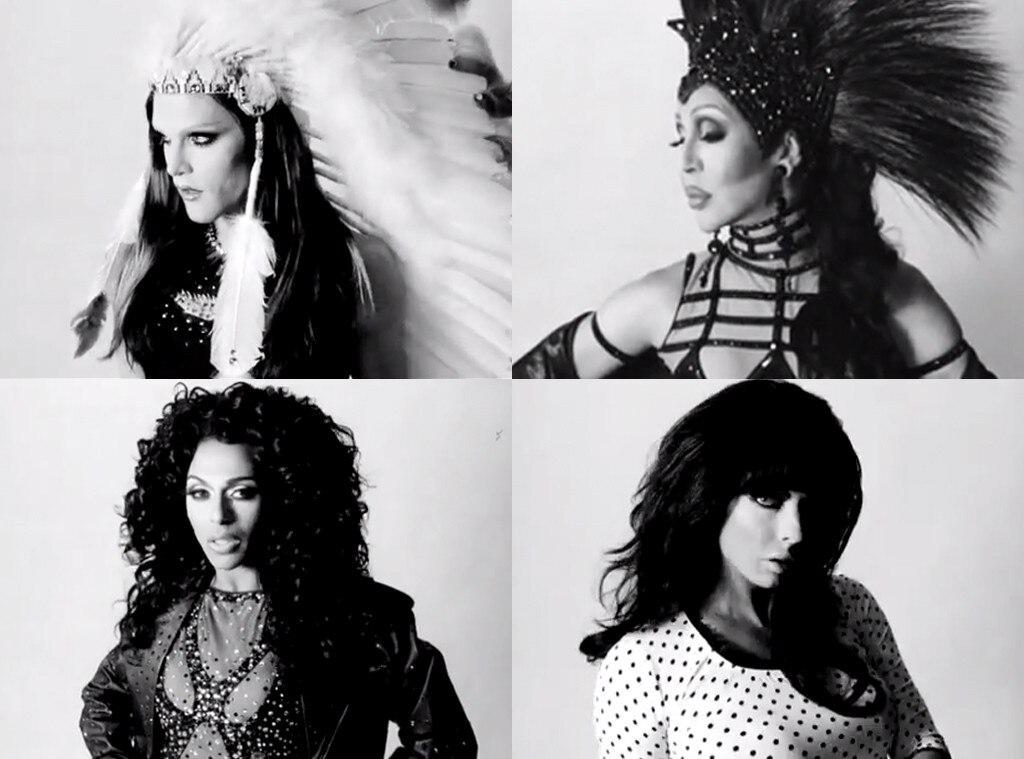 Cher, RuPaul's Drag Race