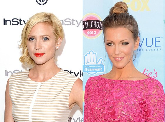 Brittany Snow, Katie Cassidy