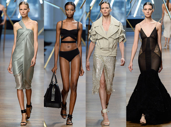 Jason Wu Spring Summer 2014 New York Fashion Week