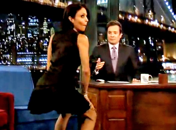 Bethenny Frankel, Twerking, Jimmy Fallon