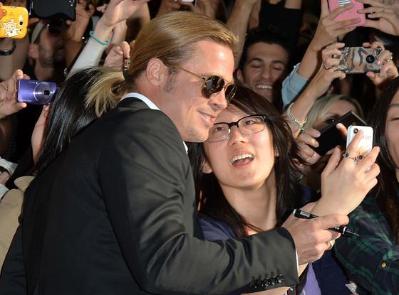 Brad Pitt, Toronto International Film Festival, TIFF