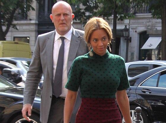 Beyonce Knowles, Norman Oosterbroek