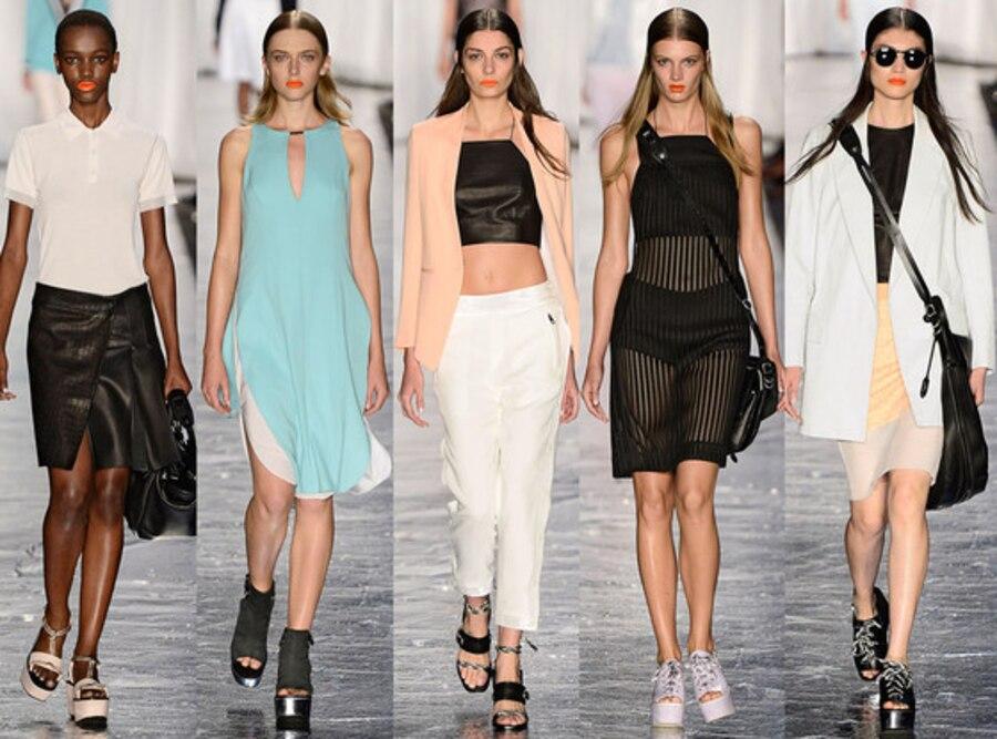 Rag & Bone Spring Summer, New York Fashion Week