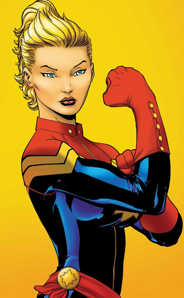 Captain Marvel, Carol