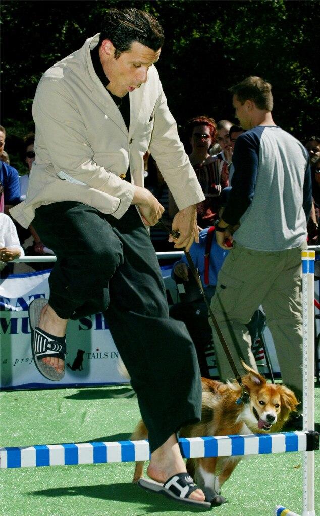 Isaac Mizhari, Dog, Harry