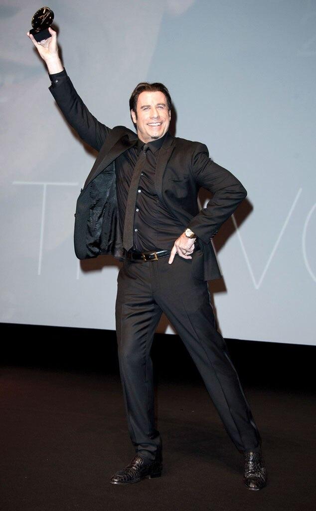 John Travolta, Deauville American Film Festival
