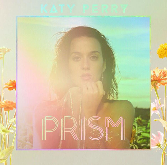 Katy Perry, Prism Album Cover
