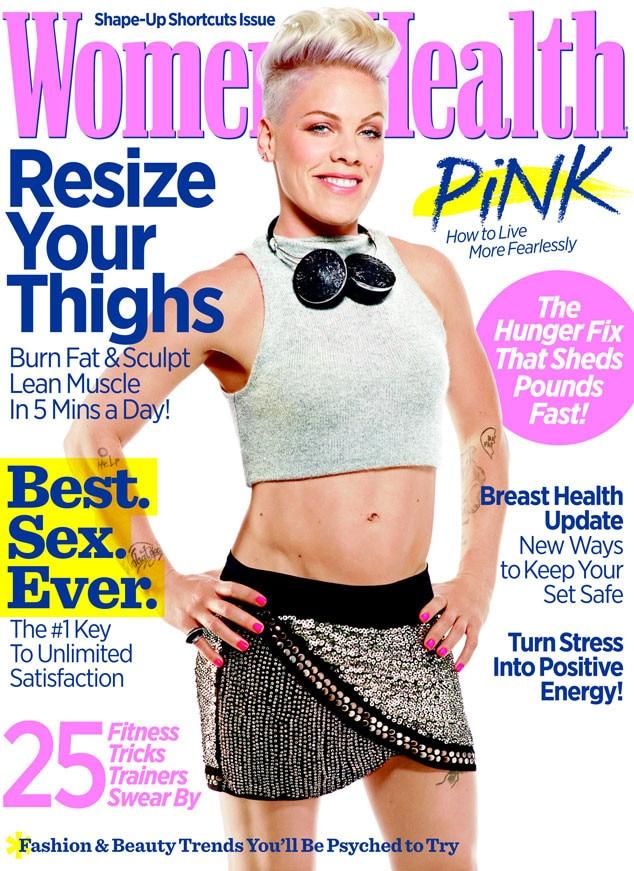 Women's Health, Pink