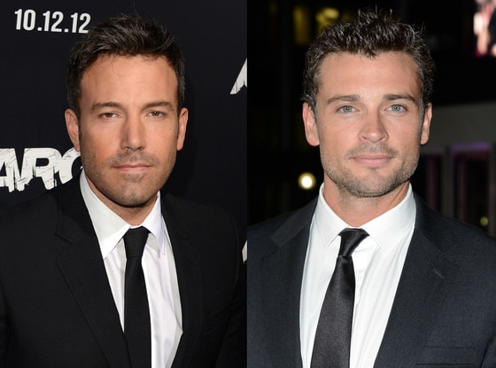 Tom Welling, Ben Affleck