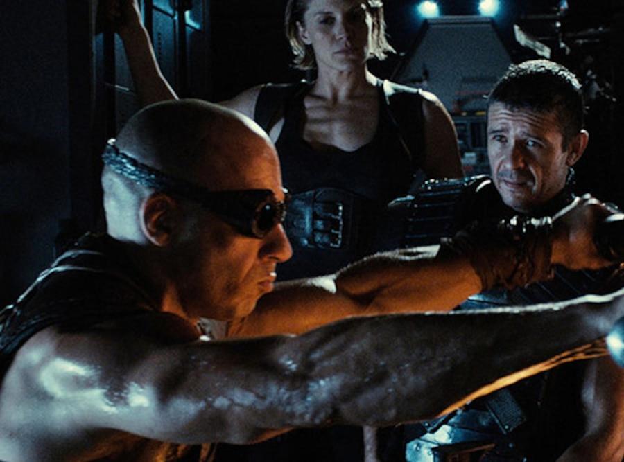 Vin Diesel, Riddick