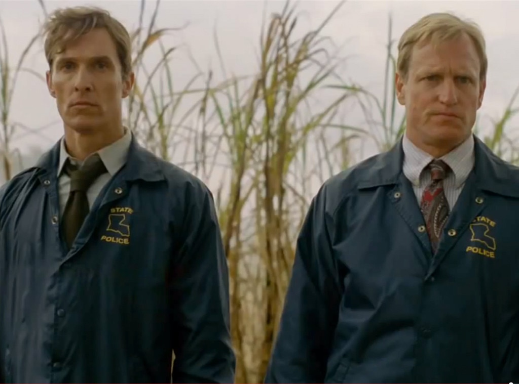 True Detectives, Matthew McConaughey, Woody Harrelson