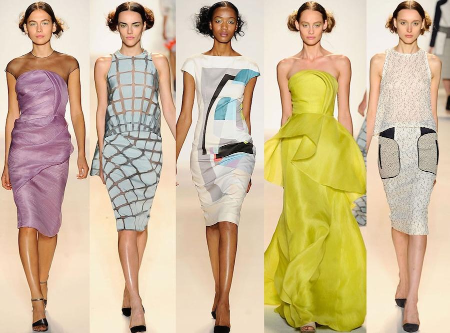 Lela Rose Spring 2014 Fashion Show