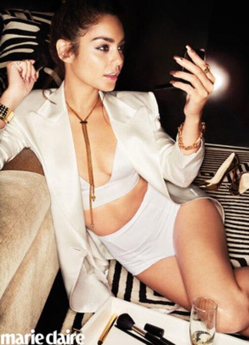 Vanessa Hudgens, Marie Claire Magazine