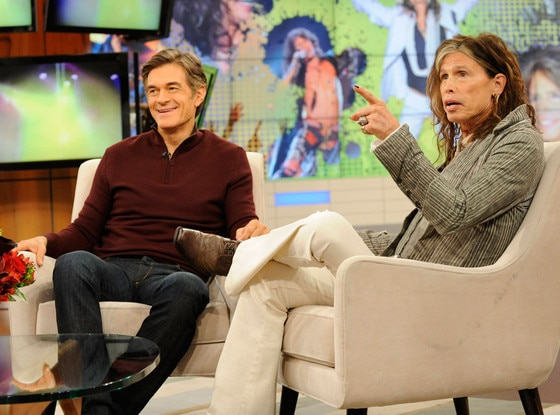 DJ Carol Miller tells of wild affair with Steven Tyler in Steven tyler fashion police