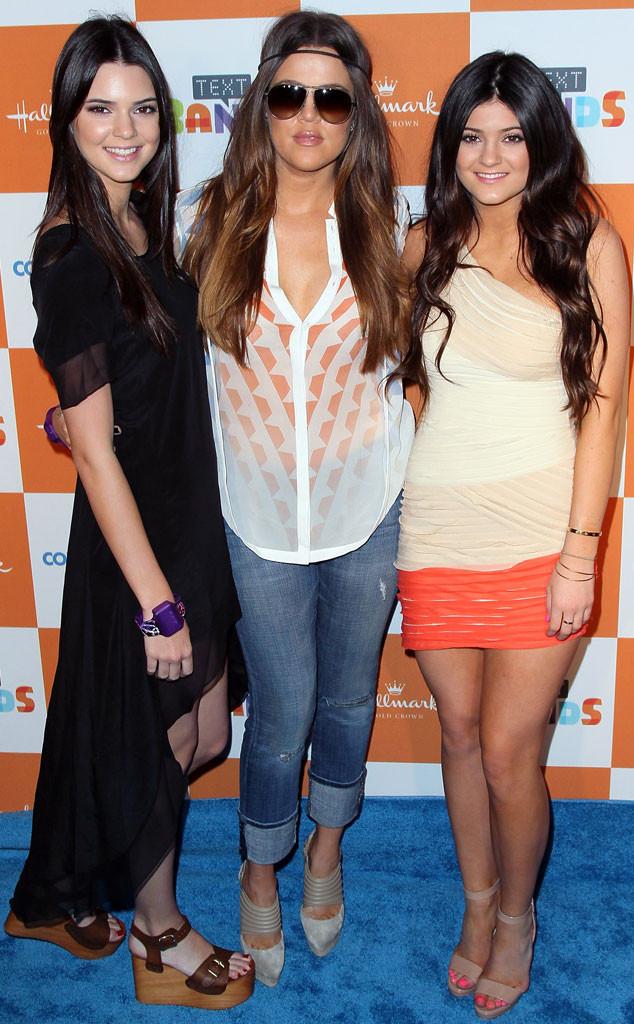 Kendall Jenner, Khloe Kardashian, Kylie Jenner